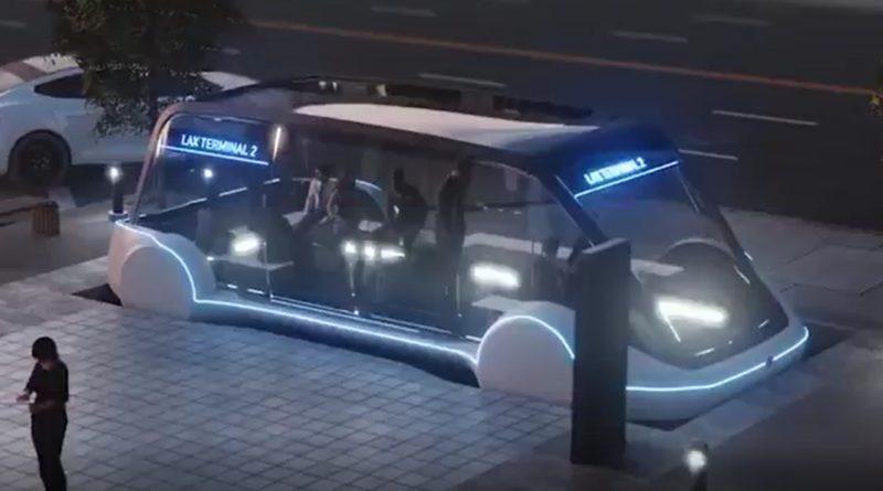 Elon Musk Metrô