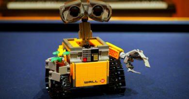 Wall-e Arduino