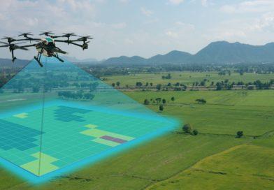 Drone Topografia